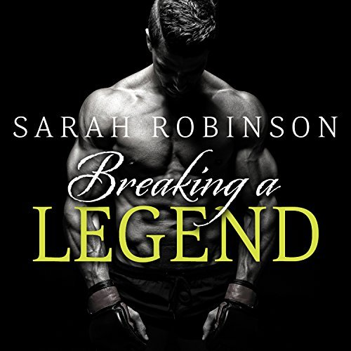 Breaking a Legend Audio Cover